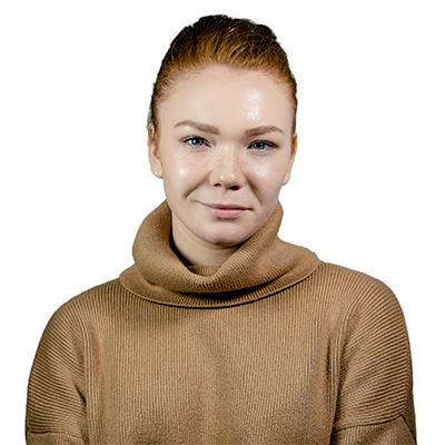 Daniela Mârza - Client Succes Advisor WellCode