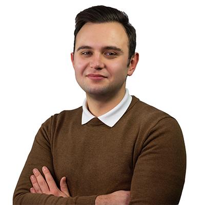 Ionut Vieru - web developer si mentor wellcode