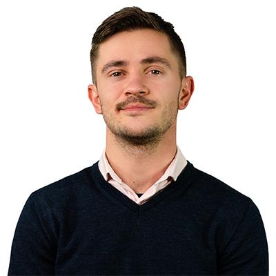 Iosif Nistor - Web developer & mentor WellCode