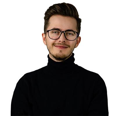 Lenuț Ileni - Web developer & mentor WellCode