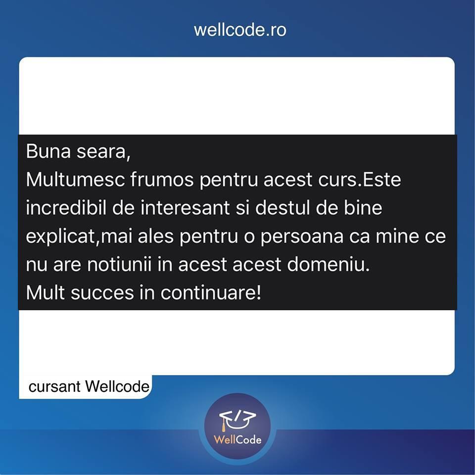 WellCode pareri