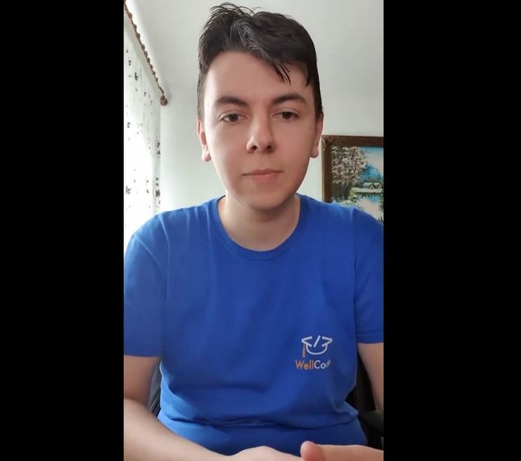 Paul – păreri despre programul de mentorat WellCode