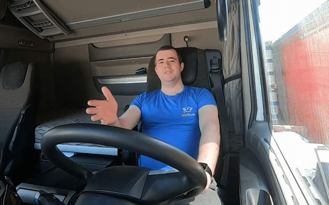 Marius – de la șofer de camion la programare – păreri despre WellCode